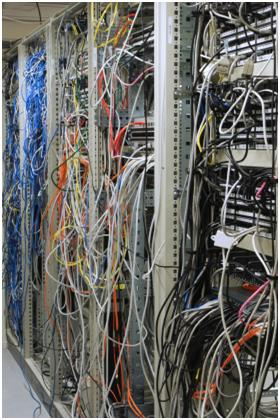 Incredible Clean Cabling Why Its Important Nsp Noc It Managed Services Wiring 101 Photwellnesstrialsorg